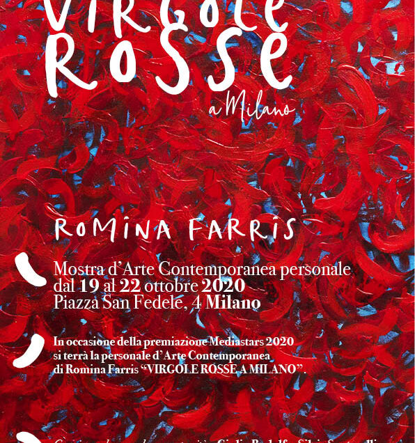 """Virgole rosse""  a Milano"
